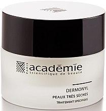 Parfémy, Parfumerie, kosmetika Výživný regenerační krém - Academie Visage Nourishing And Revitalizing Cream Dermonyl