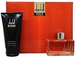 Parfémy, Parfumerie, kosmetika Alfred Dunhill Dunhill Pursuit - Sada (edt 75ml + a/sh/bal 150ml)