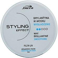 Parfémy, Parfumerie, kosmetika Brillantine vosk na vlasy - Joanna Styling Effect Wax Brilliantine