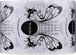 Parfémy, Parfumerie, kosmetika Šablony na prodloužení nehtů Motýl - NeoNail Professional c