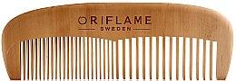 Parfémy, Parfumerie, kosmetika Dřevěný kartáč na vlasy pro rozčesávání vlasů - Oriflame Sweden