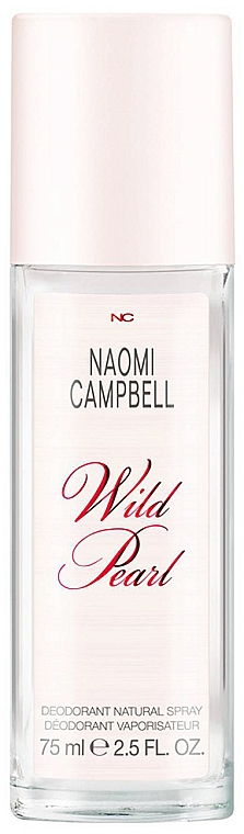 Naomi Campbell Wild Pearl - Deodorant-sprej — foto N1