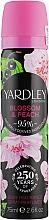 Parfémy, Parfumerie, kosmetika Deodorant - Yardley Blossom & Peach Body Fragrance