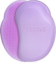 Parfémy, Parfumerie, kosmetika Hřeben na vlasy, fialový - Tangle Teezer The Original Fine & Fragile Pink Dawn