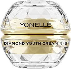 Parfémy, Parfumerie, kosmetika Krém na obličej - Yonelle Diamond Youth Cream