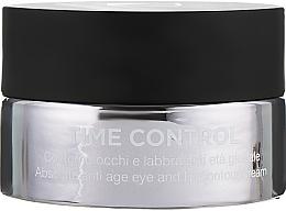 Parfémy, Parfumerie, kosmetika Krém na oči a rty proti vráskám - Diego Dalla Palma Time Control Absolute Anti Age Eye and Lip Contour Cream