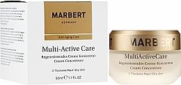Parfémy, Parfumerie, kosmetika Obnovující krém-koncentrát - Marbert Anti-Aging Care MultiActive Care Regenerating Cream Concentrate