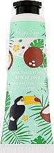 Parfémy, Parfumerie, kosmetika Krém na ruce a tělo Kokos - Peggy Sage Coconut Hand And Body Cream