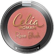 Parfémy, Parfumerie, kosmetika Tvářenka - Celia Woman Rose Blush