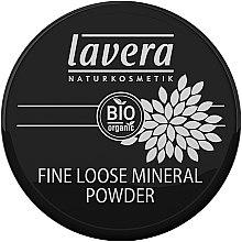 Parfémy, Parfumerie, kosmetika Pudr na obličej - Lavera Fine Loose Mineral Powder