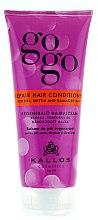 "Parfémy, Parfumerie, kosmetika Kondicionér na vlasy ""Gogo"" - Kallos Cosmetics Gogo Repair Hair Conditioner"