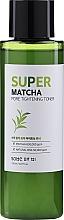 Parfémy, Parfumerie, kosmetika Pleťový toner s kyselinami - Some By Mi Super Matcha Pore Tightening Toner