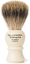 Parfémy, Parfumerie, kosmetika Holicí štětec, P2235 - Taylor of Old Bond Street Shaving Brush Pure Badger size L