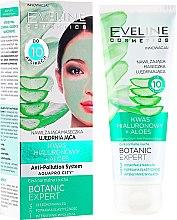 Parfémy, Parfumerie, kosmetika Hydratační a zpevňující maska na obličej - Eveline Cosmetics Botanic Expert