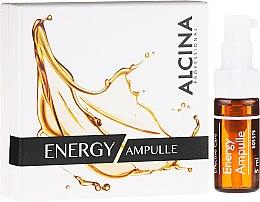Parfémy, Parfumerie, kosmetika Rozjasňující koncentrát /Ampule - Alcina Energy Ampulle