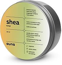 Parfémy, Parfumerie, kosmetika Bambucké máslo na obličej a tělo Mango - Auna Shea Mango Butter