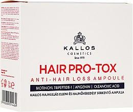 """Parfémy, Parfumerie, kosmetika Ampule """"Botox"""" proti vypadávání a pro růst vlasů - Kallos Cosmetics"""