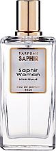 Parfémy, Parfumerie, kosmetika Saphir Parfums Woman - Parfémovaná voda