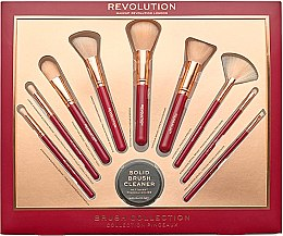 Parfémy, Parfumerie, kosmetika Sadu štětců na make-up - Makeup Revolution Brush Collection