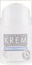 Parfémy, Parfumerie, kosmetika Krém na obličej s černým kmínem - E-Fiore Black Cumin Face Cream