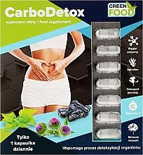Parfémy, Parfumerie, kosmetika Doplněk stravy - Noble Health Slim Line Carbodetox