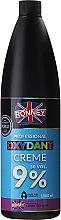 Parfémy, Parfumerie, kosmetika Oxidační činidlo - Ronney Professional Oxidant Creme 9%
