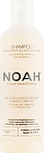 Parfémy, Parfumerie, kosmetika Regenerační šampon s arganovým olejem - Noah