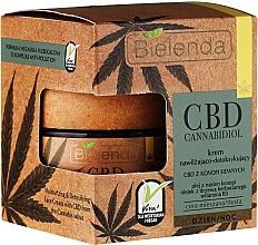 Parfémy, Parfumerie, kosmetika Detoxikační krém na obličej - Bielenda CBD Cannabidiol Cream