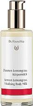Parfémy, Parfumerie, kosmetika Tělové mléko s citronem a lemongrass - Dr. Hauschka Lemon Lemongrass Vitalising Body Milk