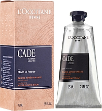 Parfémy, Parfumerie, kosmetika Balzám po holení - L'Occitane Cade After Shave Balm