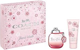 Parfémy, Parfumerie, kosmetika Coach Floral Blush - Sada (edp/60ml + b/lot/100ml)