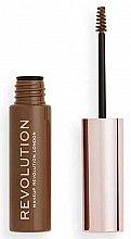 Parfémy, Parfumerie, kosmetika Gel na obočí - Makeup Revolution Brow Gel