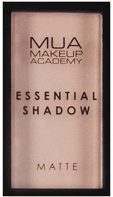 Oční stíny - MUA Essential Shadow Matte (Mushroom)