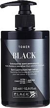 Parfémy, Parfumerie, kosmetika Toner na vlasy - Black Professional Line Semi-Permanent Coloring Toner