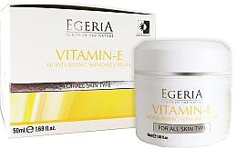 Parfémy, Parfumerie, kosmetika Hydratační krém s vitamínem E - Egeria Vitamin-E Moisturizing Skincare Cream