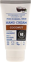 "Parfémy, Parfumerie, kosmetika Krém na ruce ""Kokos"" - Urtekram Hand Cream Coconut"