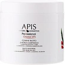 Parfémy, Parfumerie, kosmetika Bahno z Mrtvého moře - APIS Professional Oriental Spa Dead Sea Black Mud