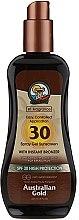 Parfémy, Parfumerie, kosmetika Opalovací gel ve spreji - Australian Gold Protetor Solar Gel Spray Bronzeador SPF30