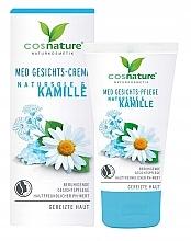 Parfémy, Parfumerie, kosmetika Pleťový krém   - Cosnature MED Face Cream Brine & Chamomille
