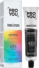 Parfémy, Parfumerie, kosmetika Barva na vlasy - Revlon Professional Pro You The Color Maker Permanent Hair Color