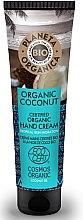 Parfémy, Parfumerie, kosmetika Hydratační krém na ruce - Planeta Organica Organic Coconut Hand Cream