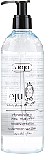 Parfémy, Parfumerie, kosmetika Micelární voda pro čištění pleti a odličování - Ziaja Jeju