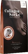 Parfémy, Parfumerie, kosmetika Kolagenové ponožky - Voesh Collagen Socks Value Pack