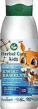 Parfémy, Parfumerie, kosmetika Dětská krémová mycí emulze - Farmona Herbal Care Kids