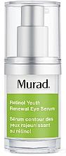 Parfémy, Parfumerie, kosmetika Omlazující sérum na pleť kolem očí s retinolem - Murad Resurgence Retinol Youth Renewal Eye Serum