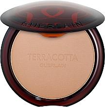 Parfémy, Parfumerie, kosmetika Pudr na obličej - Guerlain Terracotta Moisturizing Bronzing Powder Long Lasting