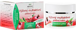 Parfémy, Parfumerie, kosmetika Antioxidační krém - Bione Cosmetics Pomegranate Nourishing Multi-Active Cream With Antioxidants