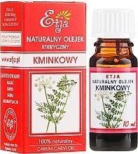 Parfémy, Parfumerie, kosmetika Přírodní éterický olej Kmín - Etja