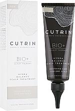 Parfémy, Parfumerie, kosmetika Hydratační gel-krém - Cutrin Bio+ Hydra Balance Scalp Treatment