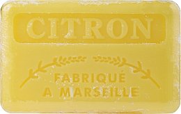 Parfémy, Parfumerie, kosmetika Marseille mýdlo Citron - Foufour Savonnette Marseillaise Citron